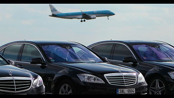 Corporate video for Prague Airport Transfers